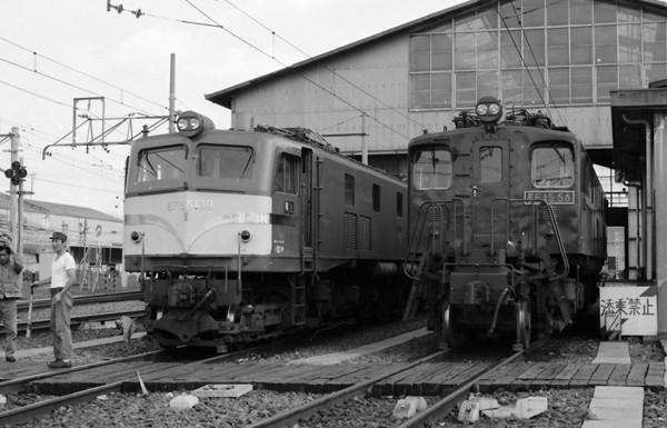 1980年9月28日(日) 竜華機関区1985年2月25日(月)~3月3日(日) 京都駅ほか1981年3月31日(火) 京都駅